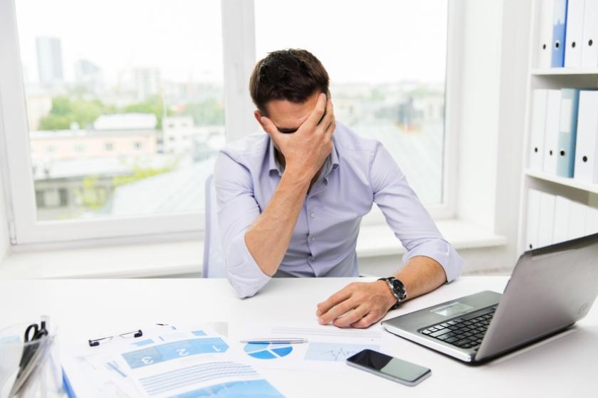 money stress depression