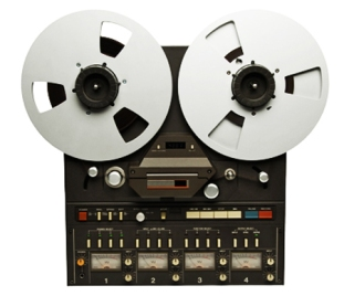Reel to Reel Tape Recorder