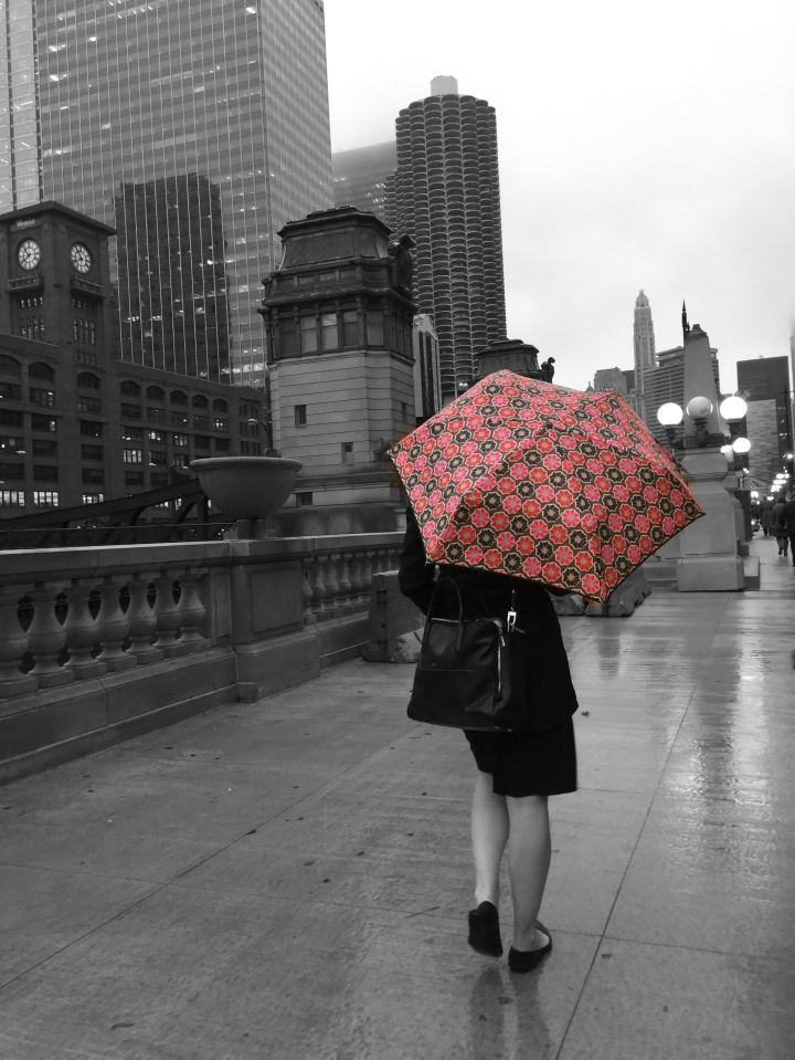 Rainy day photography – Chicago photo of the day by Steve Rotter