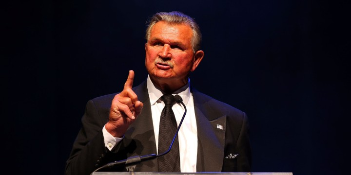 Dinner with Ditka