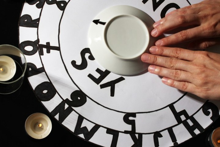 make your own ouija board