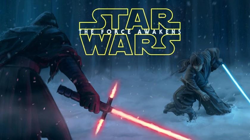 star wars the force awakens rewrite