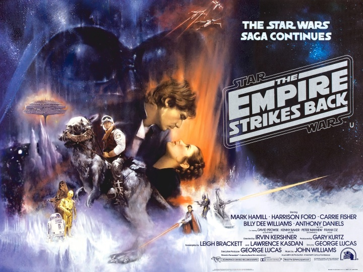 The Empire Strikes Back movie review