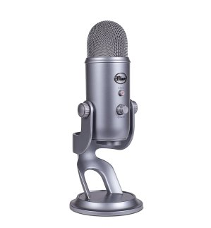 the best podcasting and youtube microphone by blue