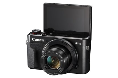 canon g7 x mark II best vlogging camera with screen