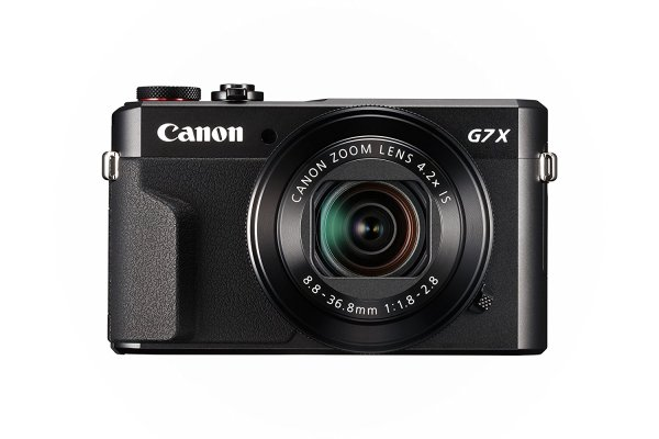 best vlogging camera canon g7 x mark II