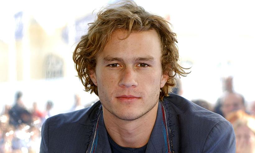 Heath Ledger joker impression from the dark knight