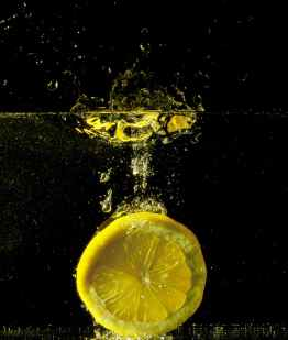 lemon in your water will help you to drink more water