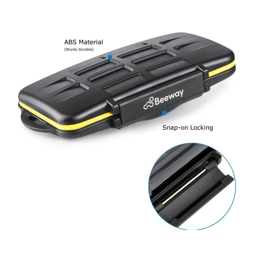 sd card carrying case by beeway