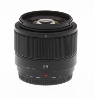 panasonic 25mm f1.7 lens review