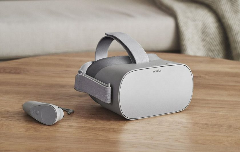 oculus go virtual reality vr headset