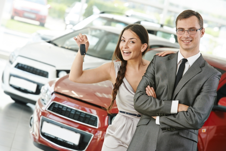 How to buy a car from a used car salesman