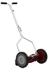 lawn mower not starting is not an issue with reel lawn mowers