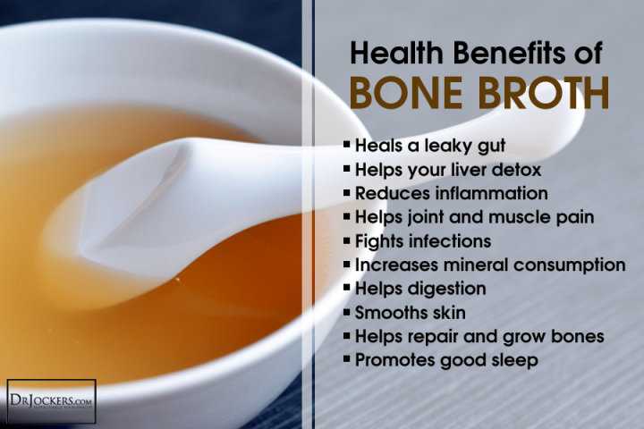 Bone broth diet and nutrition