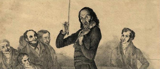 niccolo paganini violin composer viruoso