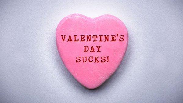 valentines sucks another hallmark holiday