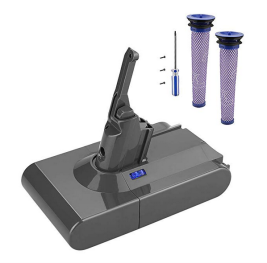 dyson v8 absolute replacement battery