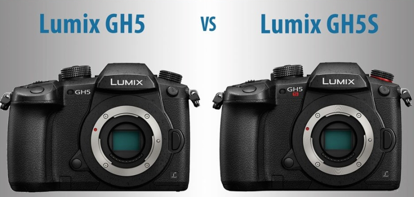 panasonic GH5 or GH5s. The main differences between GH5 and GH5S.