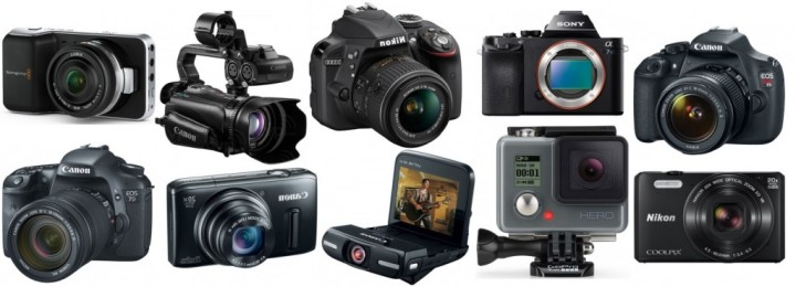 best cameras to use for making youtube videos