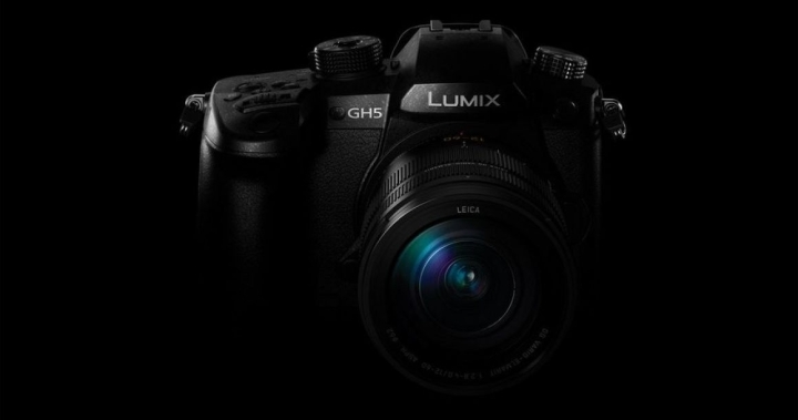 Panasonic's GH5 Mirrorless Camera Is a 4K HDR Video Beast